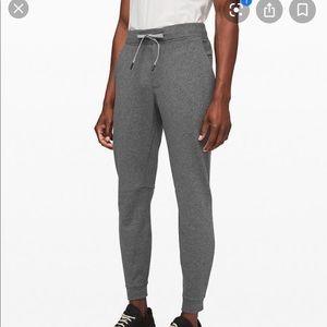 City Sweat thermo jogger short (27 inch inseam)
